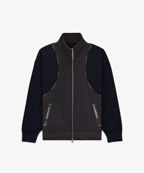 Converse X Paria Full Zip Jacket Asphalt