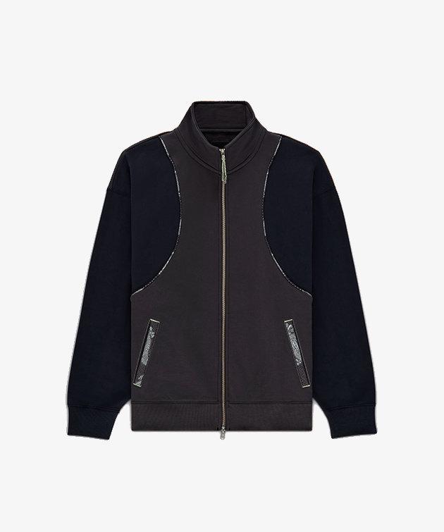 Converse Converse X Paria Full Zip Jacket Asphalt