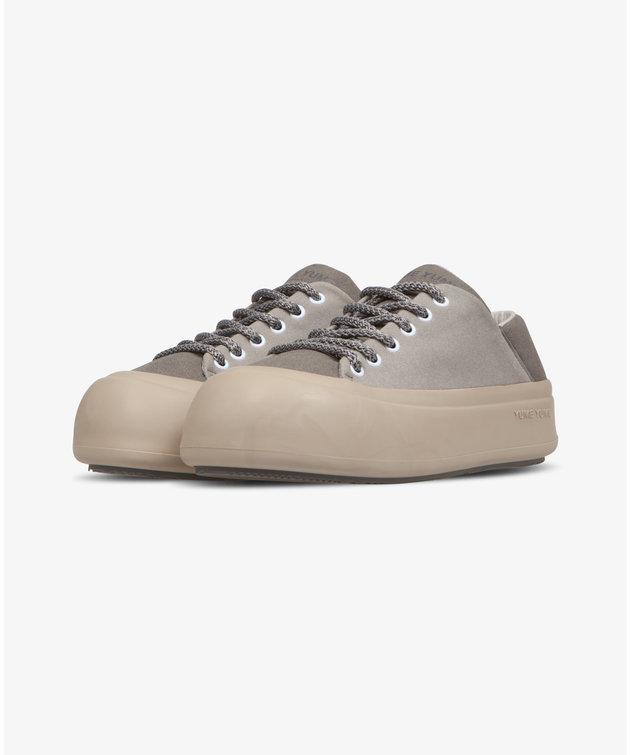 Yume Yume Yume Yume Goofy Sneaker Beige-Granite