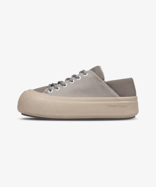 Yume Yume Goofy Sneaker Beige-Granite