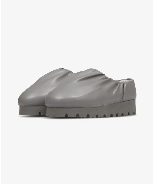 Yume Yume Yume Yume Camp Shoe Low Grey Leather