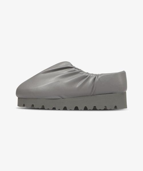 Yume Yume Camp Shoe Low Grey Leather