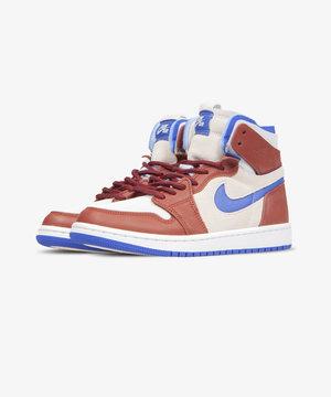 Nike Air Jordan 1 Zoom CMFT Team Red