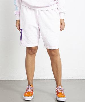 Vans Vans X Aries Fleece Shorts Pink