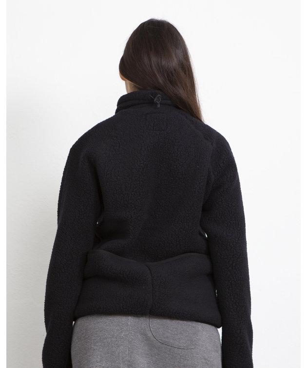 Snow Peak Snow Peak Thermal Boa Fleece Jacket Black