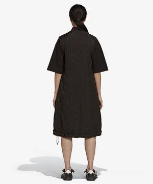 Y-3 Y-3 CH2 Cloud Quilted Gilet Dress Black
