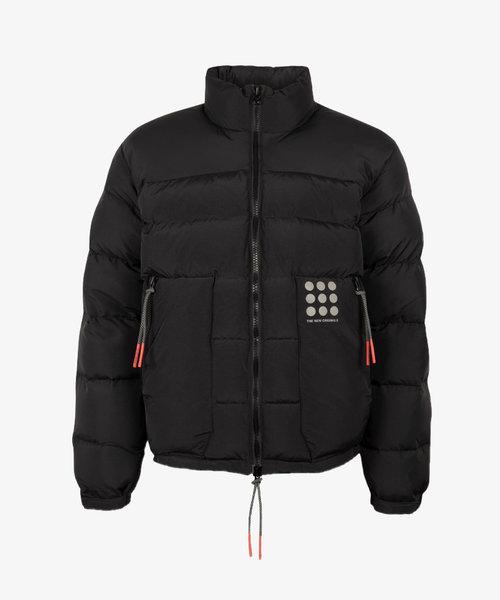 TNO Cloud Nine Dots Down Jacket Black