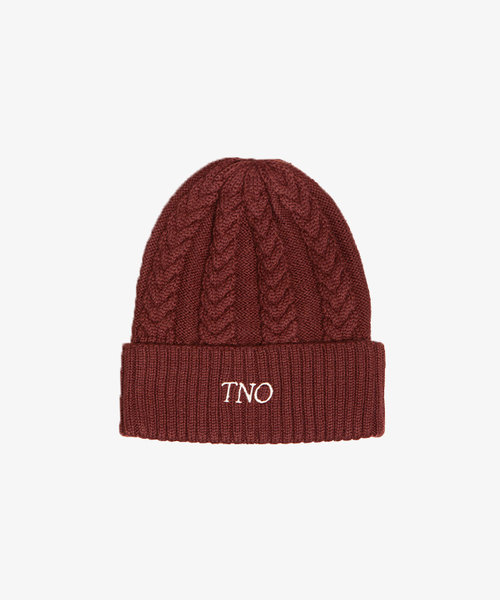 TNO Cable Knit Beanie