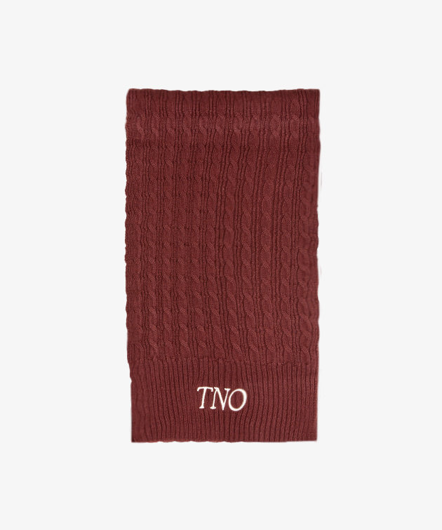 The New Originals TNO Cable Knit Scarf