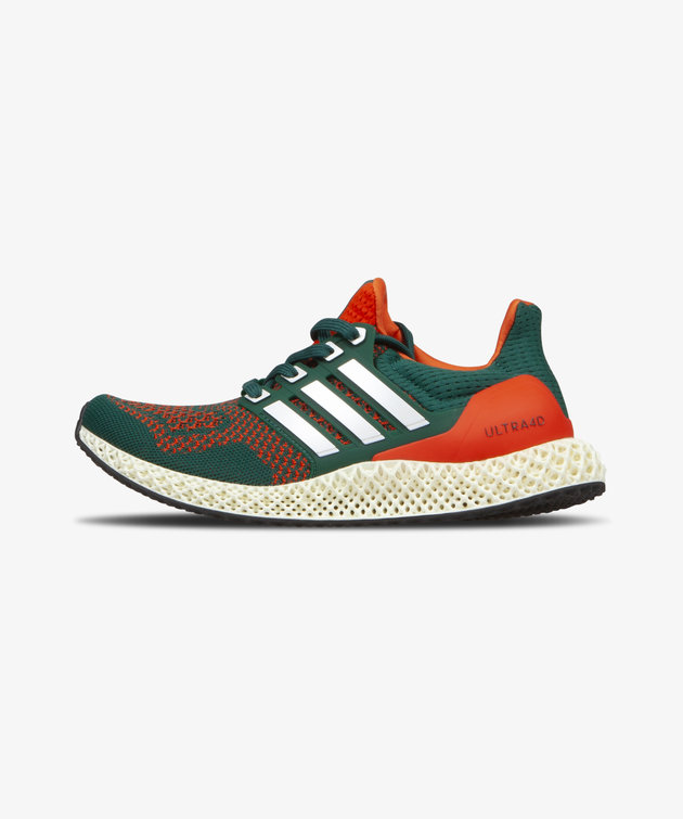 Adidas adidas Ultra 4D Green Orange Miami