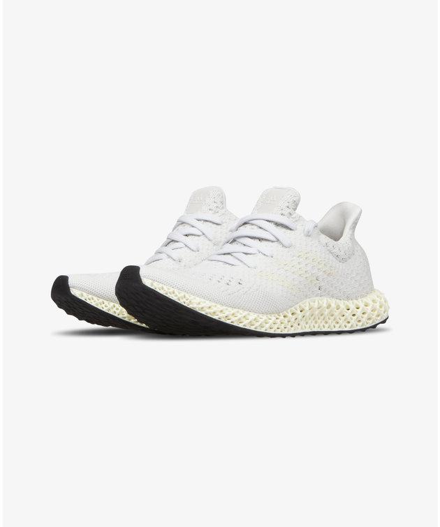 Adidas adidas 4D Futurecraft White