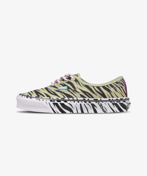 Vans X Aries UA OG Authentic LX Tiger Muted