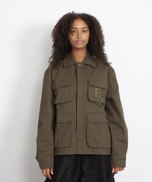 TNO Multipocket Jacket Moss Green