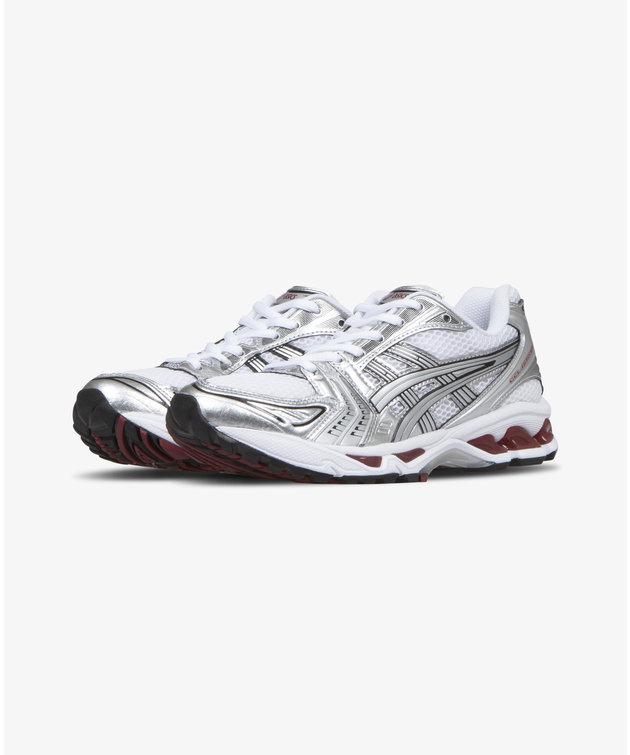 Asics Asics Gel-Kayano 14 White/Pure Silver