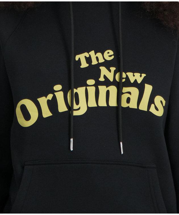 The New Originals TNO Workman Hoodie Black/Yellow