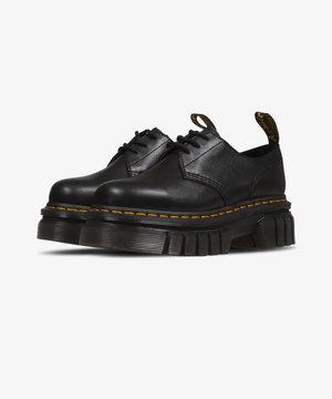 Dr. Martens Dr. Martens Audrick 3-Eye Shoe Black Nappa Lux