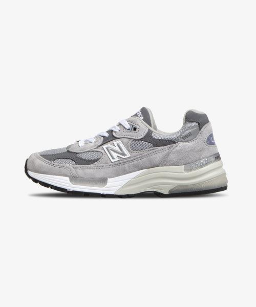 New Balance M992GR Grey