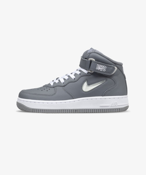 Nike Air Force 1 Mid QS Jewel NYC Cool Grey