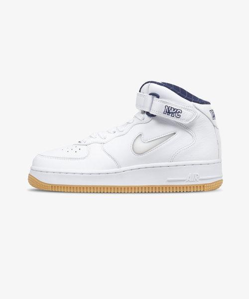 Nike Air Force 1 Mid QS Jewel NYC Midnight Navy