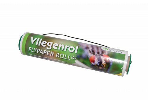 Insective Vliegenrol Flypaper