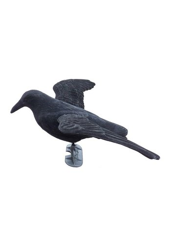 Ketrop Imitatie kraai vogelverjager