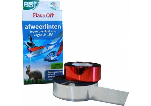 BSI Flash Off afweerlinten