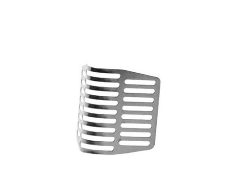 SpouwSafe RVS stootvoegrooster 5 cm