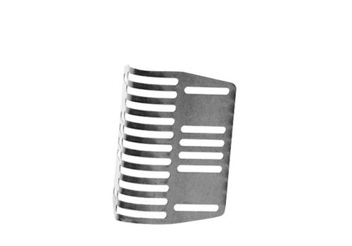 SpouwSafe RVS stootvoegrooster 6 cm