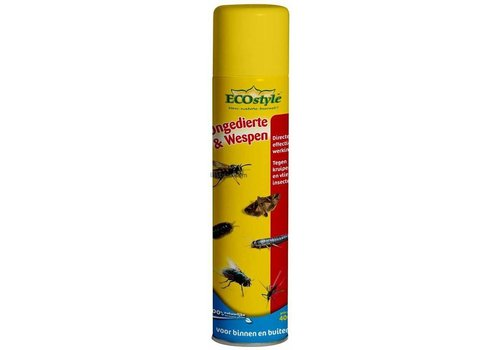 ECOstyle Ongedierte en wespen spray 400 ml