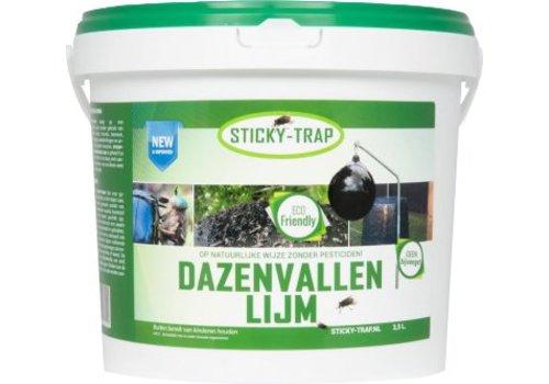 Sticky-Trap Dazenvallen lijm 3,5 liter