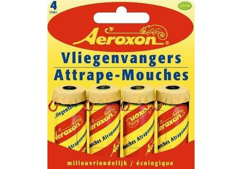Aeroxon Vliegenvanger 4 stuks