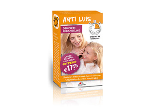 Arkopharma Anti Luis Complete Behandeling