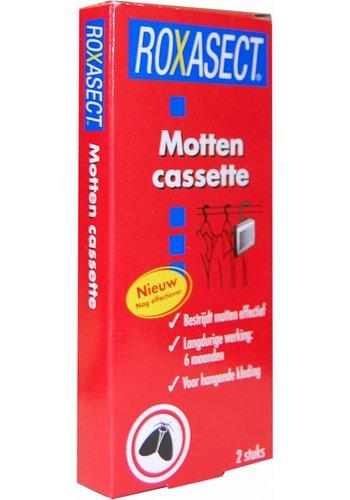 Roxasect Motten cassette 2 stuks