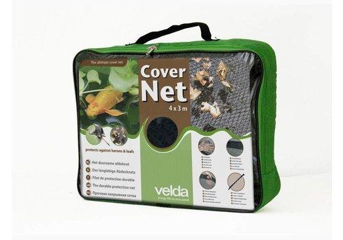 Velda Vijver Cover Net 6 x 5 meter groen
