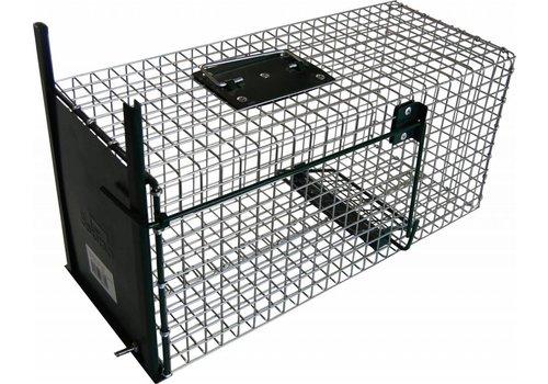 AllesTegenOngedierte.nl Premium 1 deurs knaagdieren vangkooi