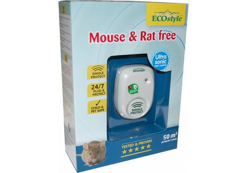 ECOstyle Mouse & Rat free 1 kamer 50m2