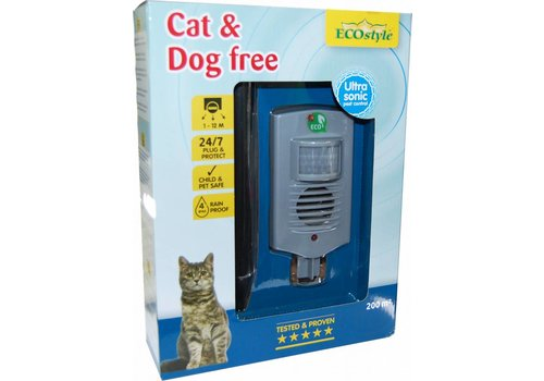 ECOstyle Cat & Dog free buitenverjager
