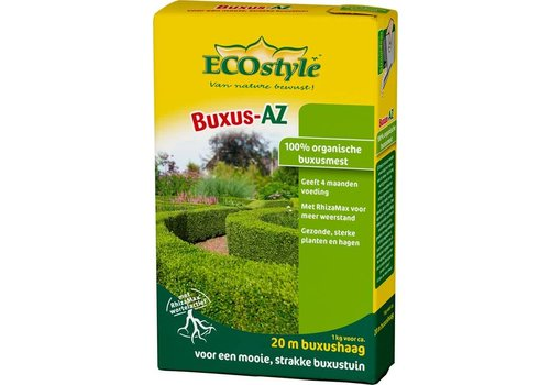 ECOstyle Buxus-AZ meststof 1 kg