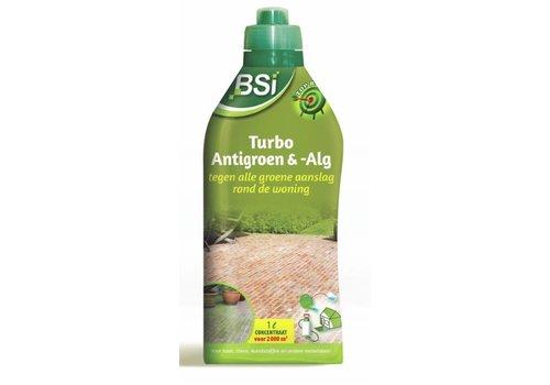 BSI Turbo Antigroen & -alg 1 liter