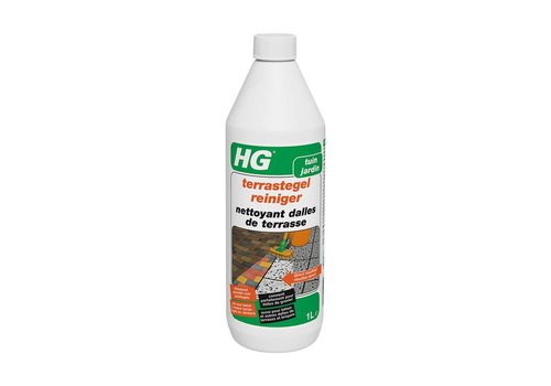 HG   Terrastegel reiniger