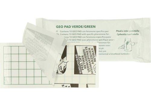 InPest Geo Pad Green - Voedselmot lijmplaten