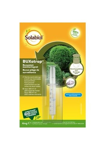 Solabiol Buxatrap navulverpakking