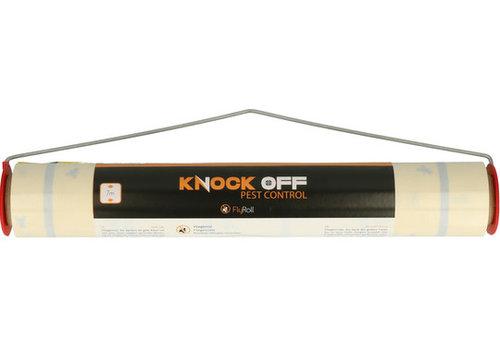 Knock Off Vliegenkleefrol Geel