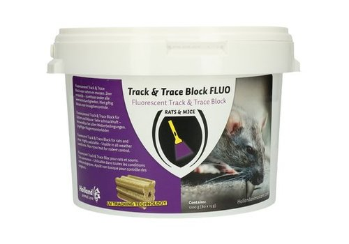 H.A.C. Track en trace block FLUO  120 gram