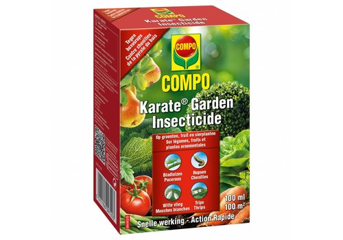 COMPO Karate Garden concentraat 100 ml
