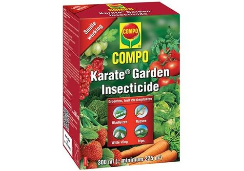 COMPO Karate Garden concentraat 300 ml