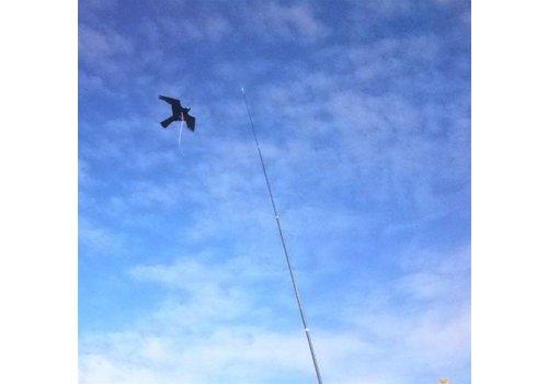 AllesTegenOngedierte.nl Bird-Scare Kite vlieger set 7 meter