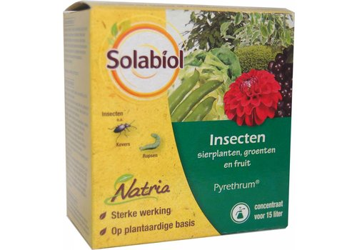 Solabiol Natria Pyrethrum concentraat 30 ml