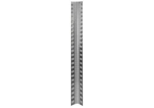 SpouwSafe RVS stootvoegrooster 50 cm