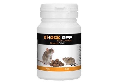 Knock Off Lokaas voor Vangkooien 50 gram